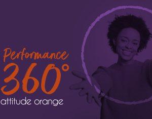 Image à la une Performance 360 Attitude Orange