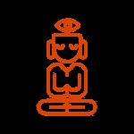 Janvier Attitude Orange